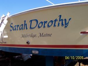 The Sarah Dorothy